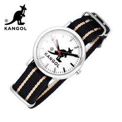 [KANGOL] 캉골시계 나토밴드시계 KG112323 BGB
