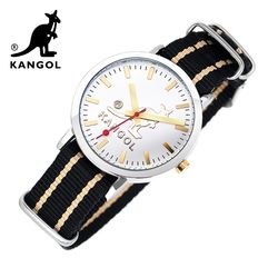 [KANGOL] 캉골시계 나토밴드시계 KG112322 BGB