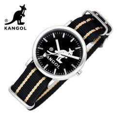 [KANGOL] 캉골시계 나토밴드시계 KG112321 BGB