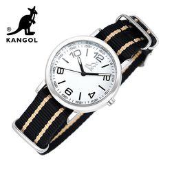 [KANGOL] 캉골시계 나토밴드시계 KG111324 BGB
