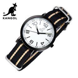 [KANGOL] 캉골시계 나토밴드시계 KG111322 BGB