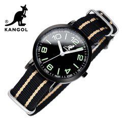 [KANGOL] 캉골시계 나토밴드시계 KG111321 BGB