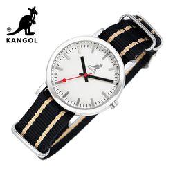 [KANGOL] 캉골시계 나토밴드시계 KG110323 BGB
