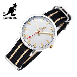 [KANGOL] 캉골시계 나토밴드시계  KG110322 BGB