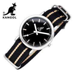 [KANGOL] 캉골시계 나토밴드시계 KG110321 BGB