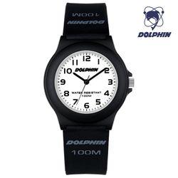 돌핀 MRP 512-1 DIAL:WHITE 방수100m 시계