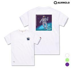[앨빈클로]AST-3516 Astronaut 반팔 티셔츠