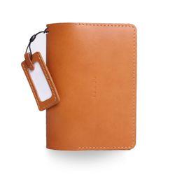 윈슬로우Rd 카멜(여권지갑)