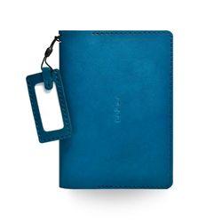 윈슬로우Rd 오션블루(여권지갑)