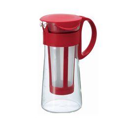 하리오 침출식 커피메이커 600ml 레드(MCPN-7R)