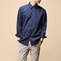 [매트블랙] 레이브 노멀 기본 셔츠