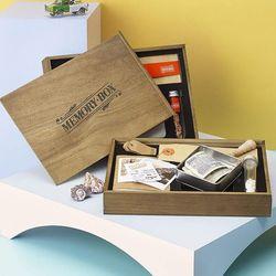 럭키스 메모리 박스 다용도 수납함 멀티 보관함