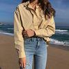 레몬 셔츠 남방 (3color)