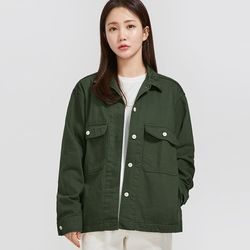 simple unique cotton jacket