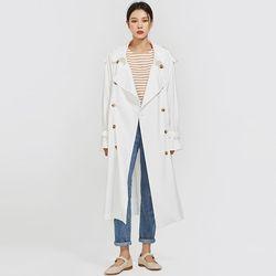 dress codi trench coat