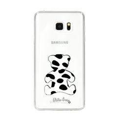 LG X파워 투명케이스 (F750) AJ-WhiteBear