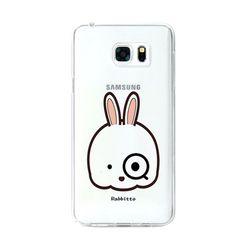 LG Q8 투명케이스 (LG X800) AJ-ClearRabbitto