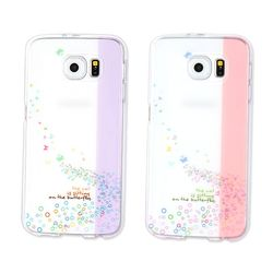 LG X300 투명케이스 (LG K120) AJ-BubbleLine