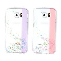 LG Q6 투명케이스 (LG X600) AJ-BubbleLine