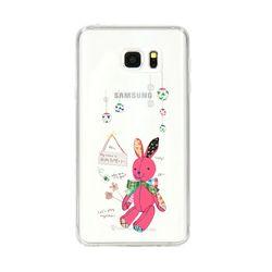 LG X스킨 투명케이스 (F740) AJ-VintRabbit