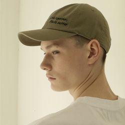 L.T.M.B ball cap [Khaki]