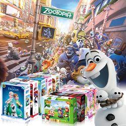 토이앤퍼즐 디즈니 직소퍼즐 100 300 500 피스 모음전