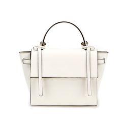 Chandelier-S Handbag-Ivory
