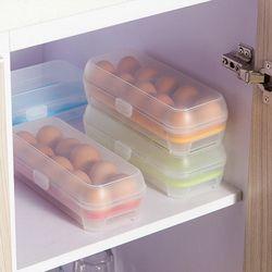 10구 계란보관함 색상랜덤
