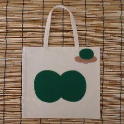 마음을 그려요 가방 - 초록