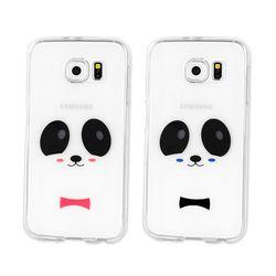 갤럭시노트FE 투명케이스 (N935) AJ-NeckPanda