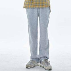 UNISEX Melroy cotton TrackSuit pants MRP003 (Gray)