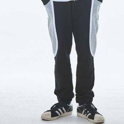 [예약판매 3/28 발송] UNISEX Color Effect Joger pants MRP002 (Black)