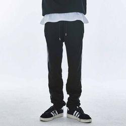 [예약판매 3/28 발송] UNISEX Care label point Joger pants MRP001 (Black)