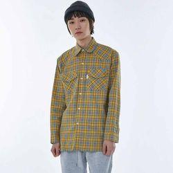 UNISEX Hooda pocket Shirt MRT005 (Yellow)