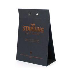 스탠딩클립보드 미디움 네이비