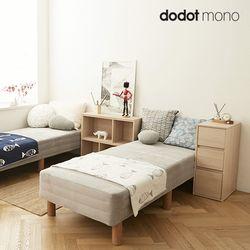 두닷모노 로디 일체형 침대MS그레이