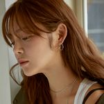Joli Small Hoop Earrings