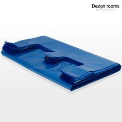 분리수거함 봉투100매-블루
