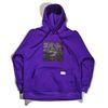BSRABBIT Anthonysworld HOODIE PURPLE