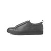 ELASTIC BAND SLIP ON (BLACK)