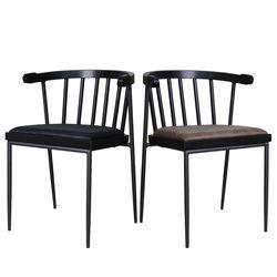 harp B arm chair set