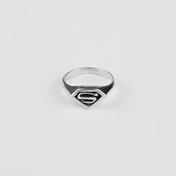 스몰 슈퍼맨 은반지