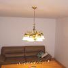 boaz 엔틱크라운 6등 방등 거실등 LED 인테리어 조명