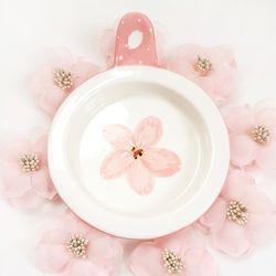 벚꽃시리즈 (간식볼-벚꽃잎UFO볼)