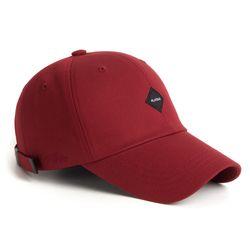 SQ S LOGO CAP RED