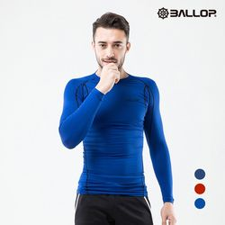 [BALLOP] 밸롭 남성 기능성 언더레이어 라운드 알파