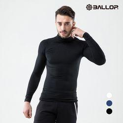 [BALLOP] 밸롭 남성 기능성 언더레이어 넥