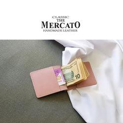 [메르카토] 머니클립지갑만들기가죽공예DIY
