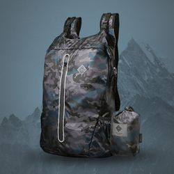 여행등산 도난방지 초경량 폴딩가방 USUAL SPORTS BAG