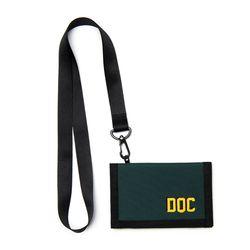 DQC 유스턴 윙 랜야드 지갑 WALLET D2-DG